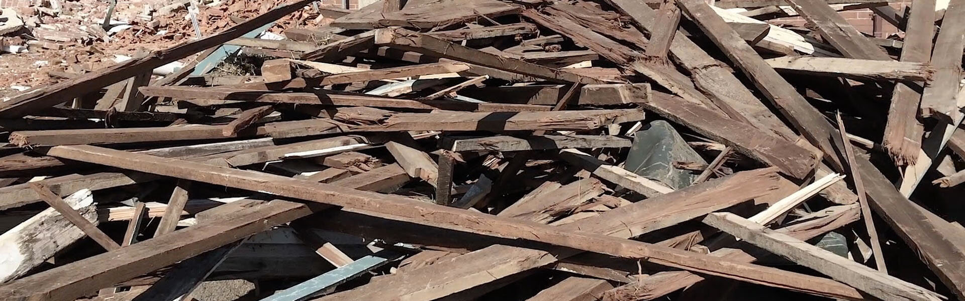 Rubble Removal Services